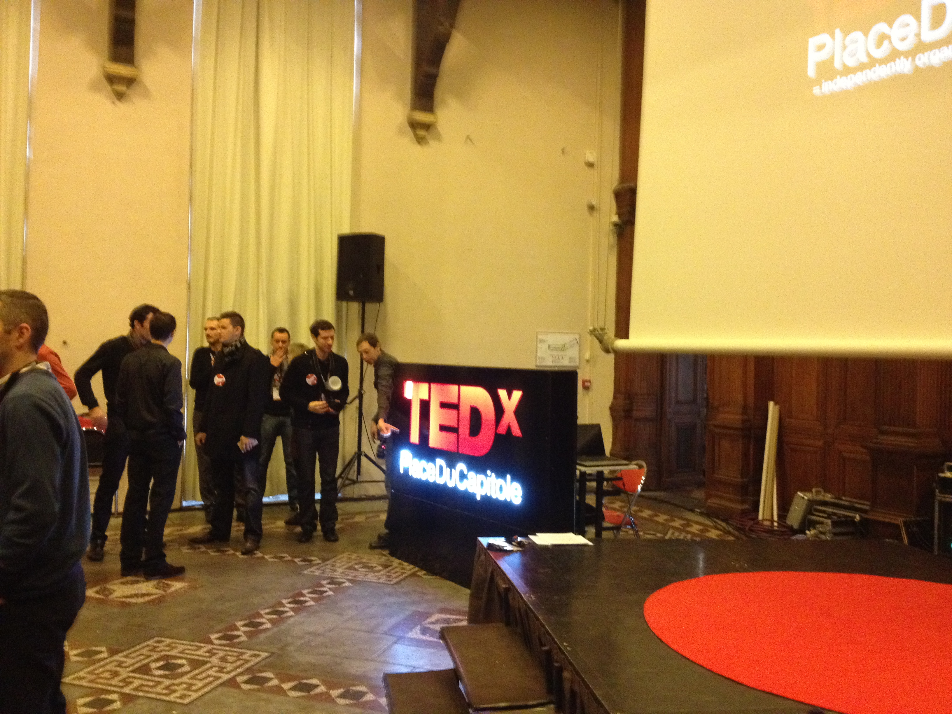 TEDxPlaceDuCapitole