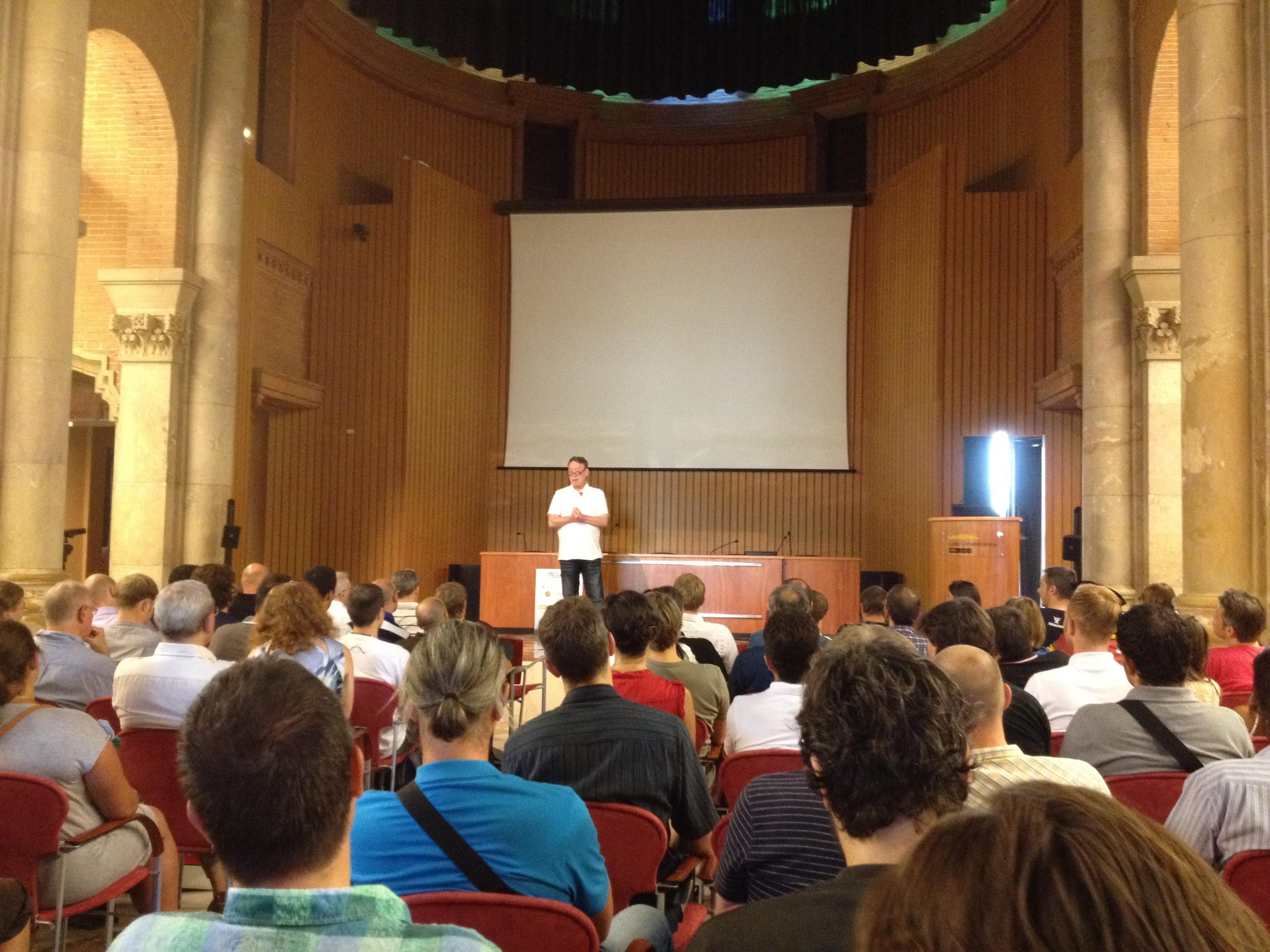 ALE2012 – qu'est-ce qu'une keynote ?